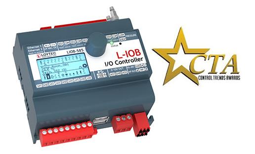 12博体育LOYTEC LIOB-585控制器荣获美国ControlTrends大奖